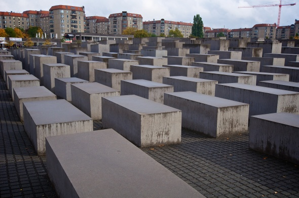 Memorial to the Murdered Jews of Europe, Berlin 2